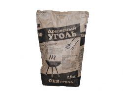 Деревне вугілля 2,5кг ТМ ХАРЬКОВ