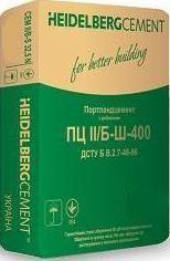 Цемент ПЦ II/БШ400 25кг ТМHEIDELBERG CEMENT