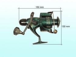 Котушка безiнер. 4 пiдшипники CB440 ТМCOBRA