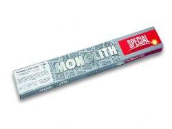 СВАРОЧНЫЕ ЭЛЕКТРОДЫ - Монолит ЦЛ-11 д.3,0мм уп. 1,0 кг (МОНОЛИТ)