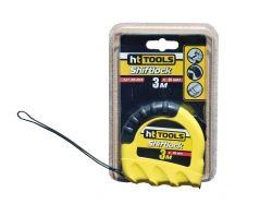Рулетка з фіксатором Shiftlock 3м х 16мм 39002 ТМ HT TOOLS