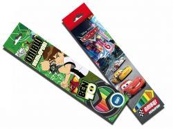 Набір кольорових олівців 6 кольорів (290235) хлопчик ТМ 1 ВЕРЕСНЯ
