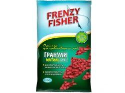 Принада в гранулах (мотиль) 1000 гр«PELLETS» ТМ FRENZY FISHER