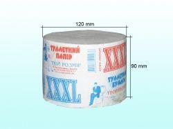 Туалетний папір (6 шт) Великан XXXL ТМ ГРИНЬКО