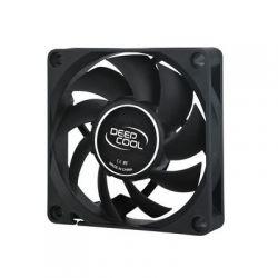 Deepcool XFAN 70 70x70x15мм HB 3000+-10% об/мин 30дБ черный