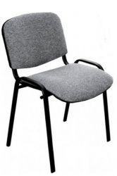 Офисный стул AMF Изо черный А-14