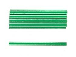 Комплект зелених овальних олівців по каменю 175мм уп.12шт 14B801 ТМ House Tools