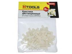 Хрестики дистанційні 5,0 мм, 30 шт. ТМ HOUSE TOOLS