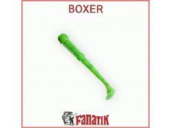Силіконова приманка Boxer 3 (75 мм) колір 020 (8шт. в уп. ) ТМ FANATIK