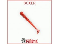 Силіконова приманка Boxer 3 (75 мм) колір 023 (8шт. в уп. ) ТМ FANATIK