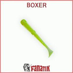 Силіконова приманка Boxer 3 (75 мм) колір 024 (8шт. в уп. ) ТМ FANATIK