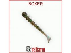 Силіконова приманка Boxer 3,5 (75 мм) колір 004 (6шт. в уп. ) ТМ FANATIK