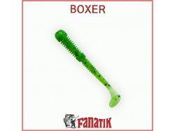 Силіконова приманка Boxer 3,5 (75 мм) колір 009 (6шт. в уп. ) ТМ FANATIK