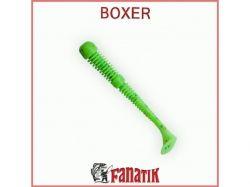 Силіконова приманка Boxer 3,5 (75 мм) колір 020 (6шт. в уп. ) ТМ FANATIK