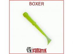 Силіконова приманка Boxer 3,5 (75 мм) колір 024 (6шт. в уп. ) ТМ FANATIK