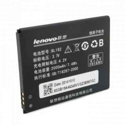 Аккумулятор Lenovo BL192, 2000 mAh