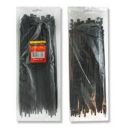 Хомут пластиковый 2,5x100 мм, (100 шт/упак), черный INTERTOOL TC-2511