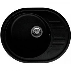 Кухонная мойка Borgio OVM 620x500 черный
