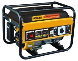 генератор бензиновый 2.0/2.2кВт 4-х тактный ручной запуск Sigma 5710201