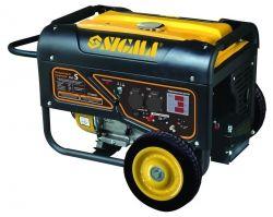 генератор бензиновый 5.0/5.5кВт 4-х тактный электрозапуск Pro-S Sigma 5710621