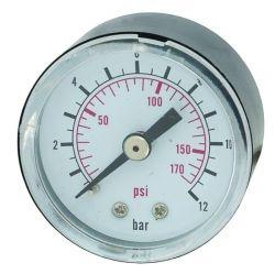 манометр для контроллера 12 бар 40мм Katran 779741
