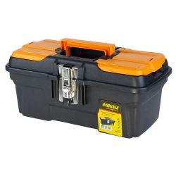 Ящик для инструмента (металлические замки) 334x187x147мм Sigma (7403651) 7403651