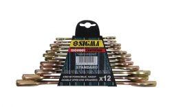 ключи рожковые 8шт 8-22мм БЕЛАРУСЬ Sigma 6010291