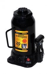 домкрат гидравлический бутылочный 2т H 181-345мм Sigma 6101021