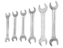 ключи рожковые 6шт 6-17мм standard Sigma 701106z