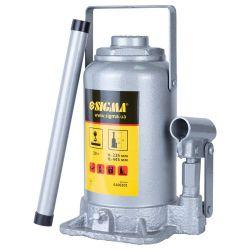Домкрат гидравлический бутылочный 20т H 235-445мм Standard Sigma (6106201) Sigma 6106201