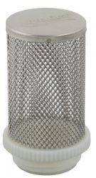 """фильтр донный к обратному клапану 1"""" (нерж сталь) Aquatica 779639"""