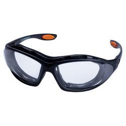 Набор очки защитные с обтюратором и сменными дужками Super Zoom anti-scratch, anti-fog (прозрачные) Sigma (9410911) 9410911