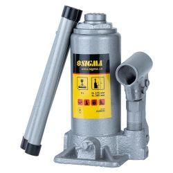 Домкрат гидравлический бутылочный 3т H 175-345мм Standard Sigma (6106031) Sigma 6106031