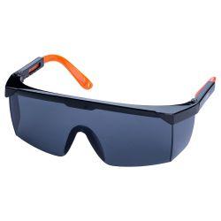 Очки защитные Fitter anti-scratch, anti-fog (затемненные) Sigma (9410281) 9410281
