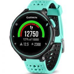 Фитнес-трекер GARMIN Forerunner 235, GPS, EU, Black & Frost Blue (010-03717-49)