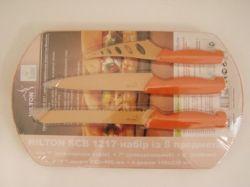 Набор досок и ножей HILTON CB-1217 - Картинка 1