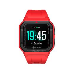 Смарт часы Zeblaze Ares red