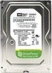 Western Digital 320GB 7200 8MB WD3200AVVS