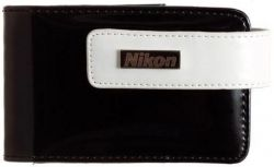 Сумка NIKON BLACK CASE (PU) for S3100/S4100/S2500