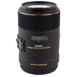 Объектив SIGMA AF 105/2,8 EX DG MACRO OS HSM Canon