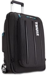 Дорожные сумки THULE Crossover 38L Rolling Carry-On - Black