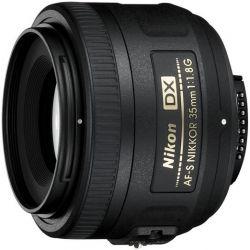 Объектив NIKKOR AF-S DX 35mm f/1.8G