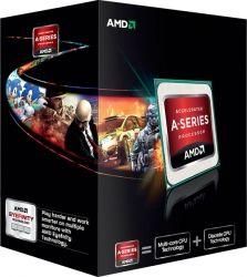 Процессор AMD A4-5300 x2 sFM2 (3.4GHz, 1MB, 65W) BOX