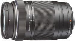 Объектив OLYMPUS EZ-M7530 ED 75-300mm 1:4.8-6.7 II Черный