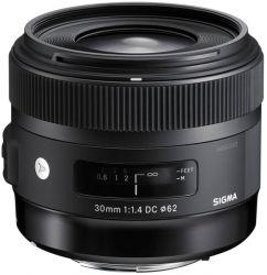 Объектив SIGMA AF 30/1.4 EX DC HSM Art Canon