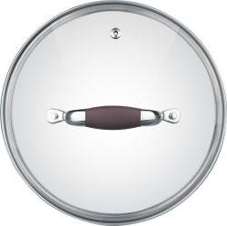 Крышка для посуды Rondell RDA-534 26 см Mocco