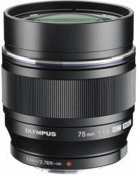Объектив OLYMPUS ET-M7518 45mm 1:1.8 Черный