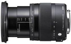 Объектив SIGMA AF 17-70/2.8-4 DC MACRO OS HSM Contemp Canon