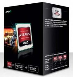 Процессор AMD A6-7400K x2 sFM2+ (3.5GHz, 1MB, 65W) BOX