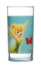 Lum.Disney Fairies Butterfly.Cклянка висока 270мл H5838